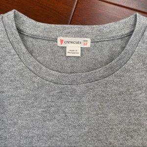 Crewcuts girls sweatshirt